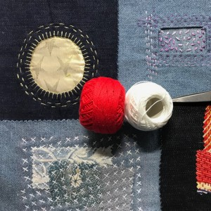 Denim Visible Mending