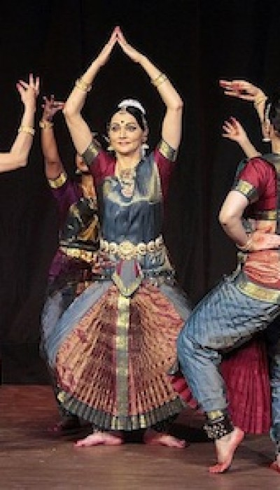 South Indian Classical Dance with Sharanya