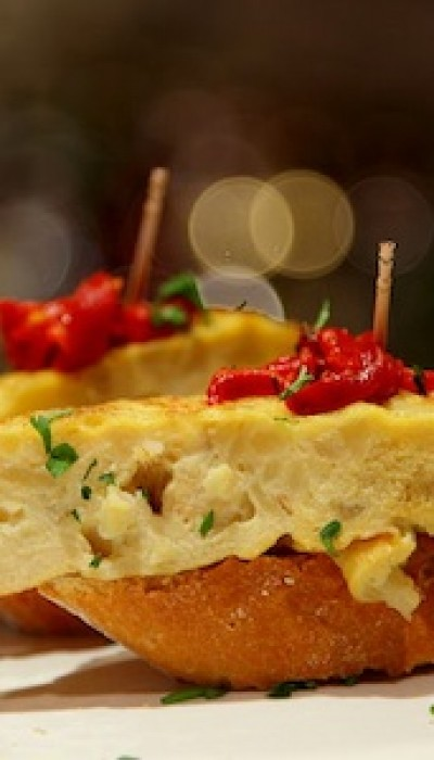 Cook Along: Spanish Tortilla with Maria ONLINE