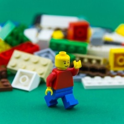 Building Stories About The Future in LEGO with Amanda