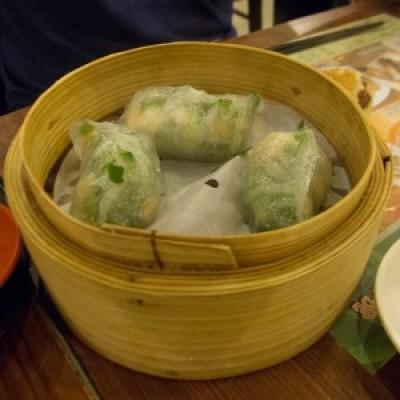Taste and Make: Vegetarian Crystal Dumplings with Qing