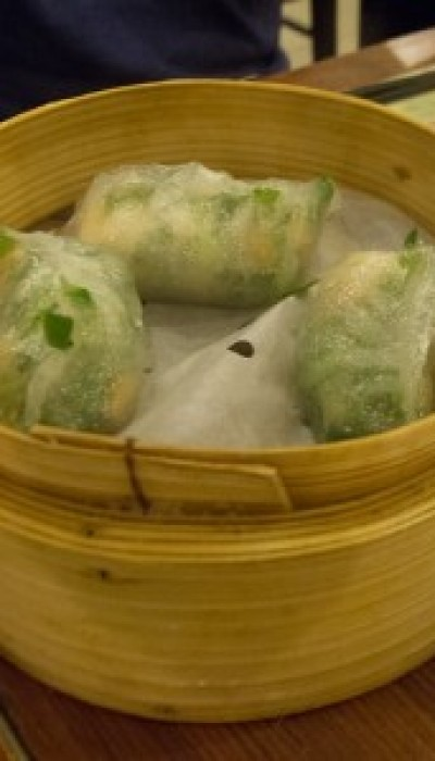 Taste and Make: Vegetarian Crystal Dumplings with Qing