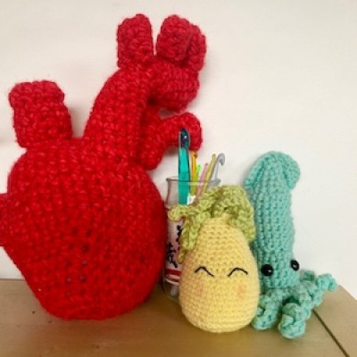 Crochet: The Next Steps! with Maria