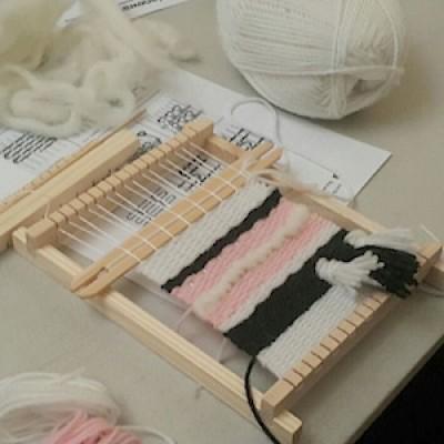 Loom Weaving 101 with Sara
