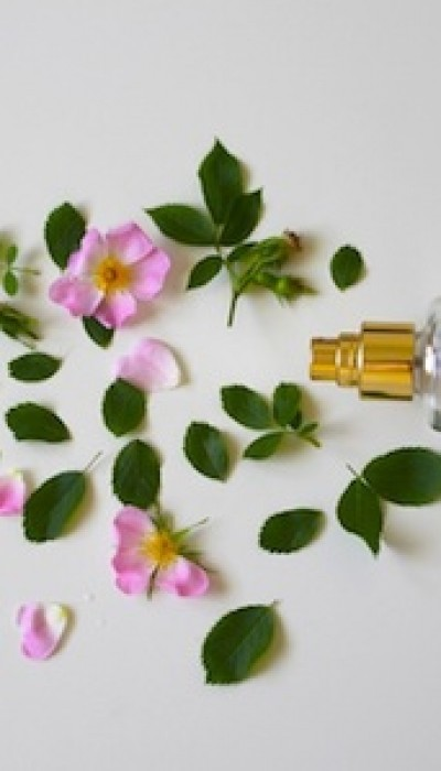 DIY Perfume: Scent of Spring with Jason