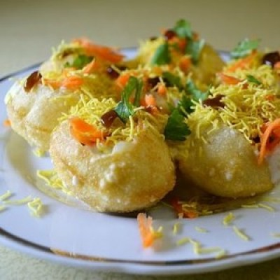Tangy Indian Street Food with Archana