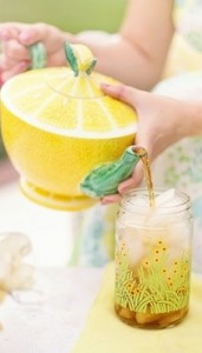All About Iced Tea with Michelle