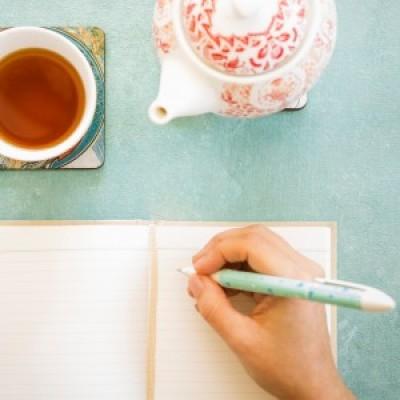Journaling to Transform Stress with Ingrid
