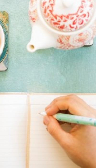 Journaling to Transform Stress with Ingrid ONLINE
