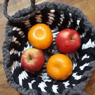 Coiled Baskets with Clare