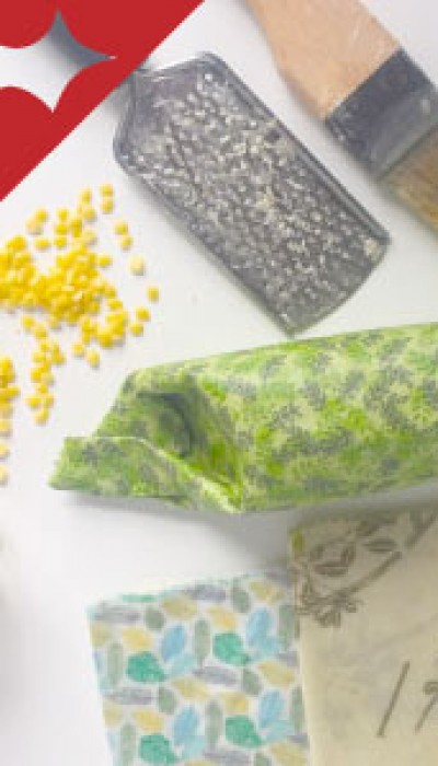 Handmade Gifts: Beeswax Wrap with Robyn