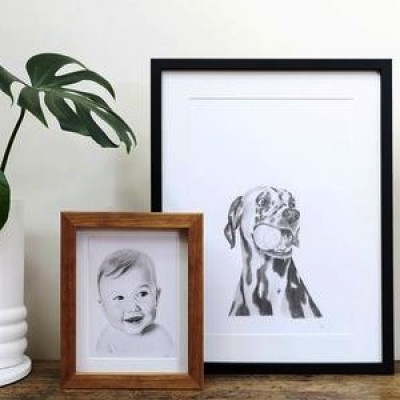 Pet Portraits for Beginners with Alex