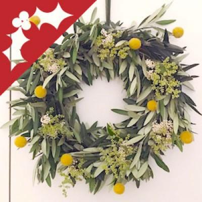Australiana Festive Wreaths with Sara