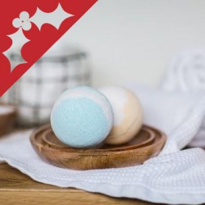 Handmade Gifts: Fragrant Bath Bombs with Jason
