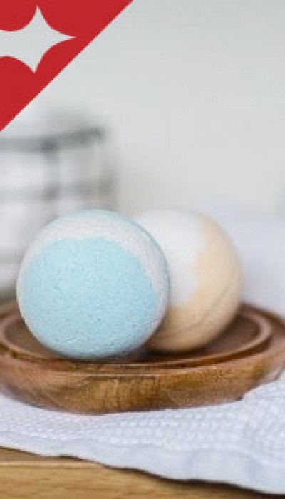 Handmade Gifts: Fragrant Bath Bombs with Jason