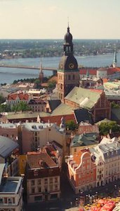 Lithuania & Latvia: Europe's Hidden Historic Gems with Carole