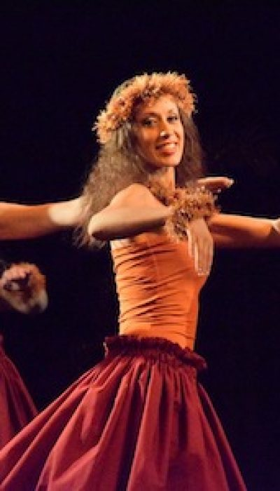 Hawaiian Hula for Beginners with Meagan ONLINE