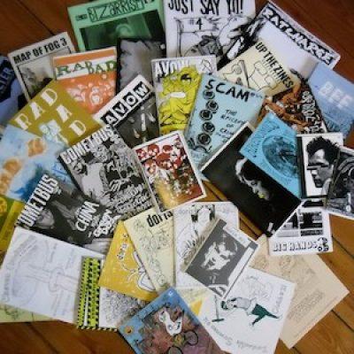 Zines! Underground Publishing Movement with Tim