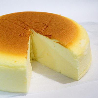 Japanese Cheesecake with Jenny ONLINE