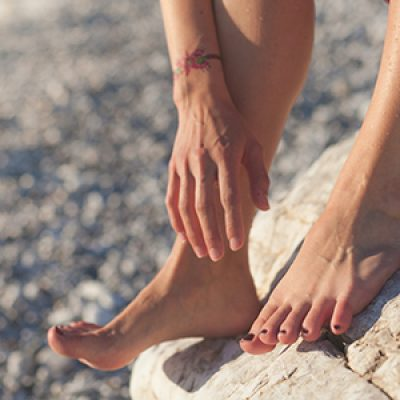 Feldenkrais: Fabulous Feet with Ralph ONLINE