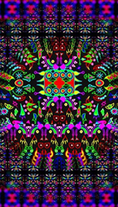 Psychedelic Art on Your Phone with Amicus ONLINE