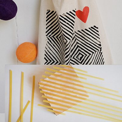 Textile Printing: DIY Stamp Making with Emilie ONLINE