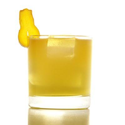 ginger cocktails