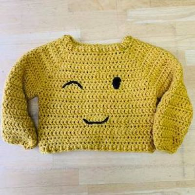 Crochet Your First Jumper with Maria