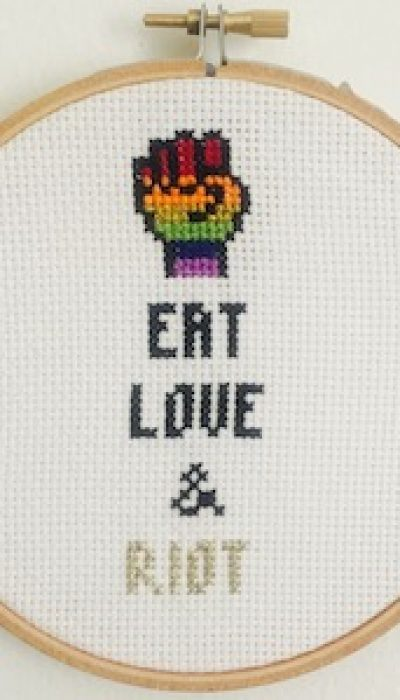 Cross Stitching for Beginners with Natalia