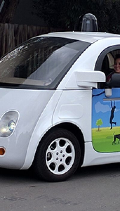 Future Ethics: Are Self-Driving Cars the Solution? with Gordon ONLINE