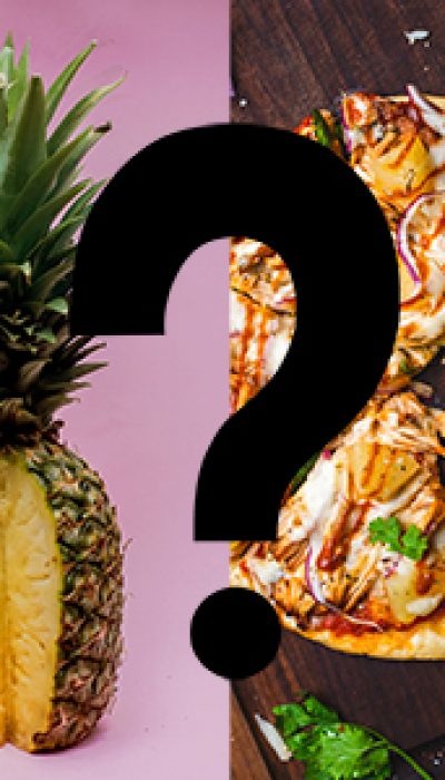 The Fascinating World of Pineapple on Pizzas with Simon ONLINE