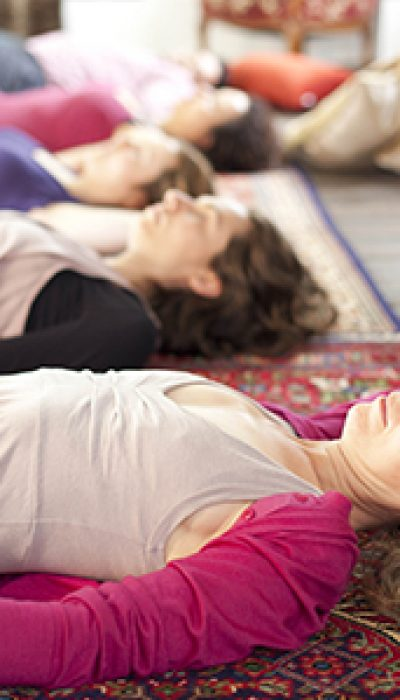 Feldenkrais: Free the Neck (floor version) with Ralph ONLINE