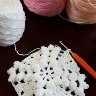 Crochet: The Next Steps! with Maria ONLINE