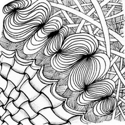 Mindful Doodling – Playing with Matrixes with Marloes ONLINE