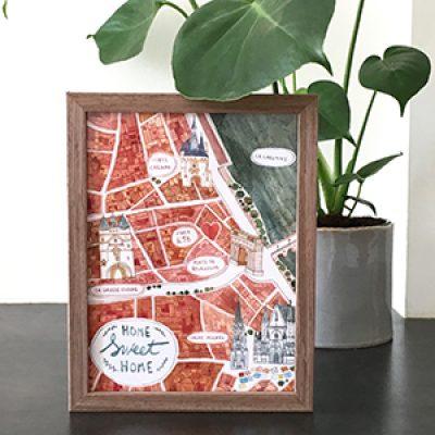 Creating Illustrative Maps with Amandine ONLINE