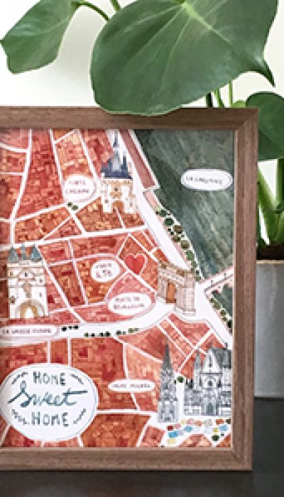 Creating Illustrative Maps with Amandine ONLINE
