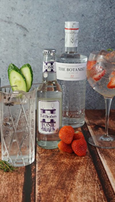 Friday Happy Hour: Refreshing Gin Cocktails with Simon ONLINE