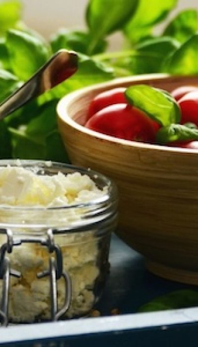 Marinated Cheese: Epicurus' Delight with Jenny ONLINE