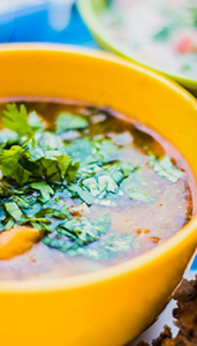 Useful Broths and Soups for An Easy Detox with Chef Ameet ONLINE