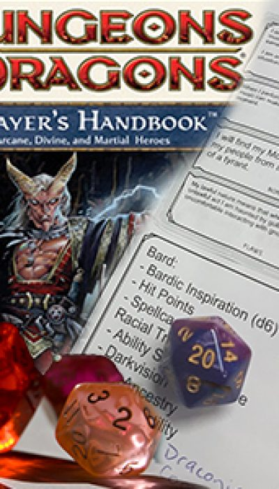 Dungeons and Dragons for Beginners with Miek ONLINE