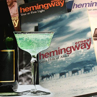 Death in the afternoon – Absinthe and Hemingway with Meagan ONLINE