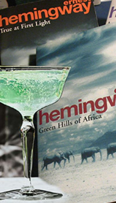 Death in the afternoon – Absinthe and Hemmingway with Meagan ONLINE