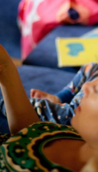 Teacher Tips: Reading with your Child with Andy ONLINE