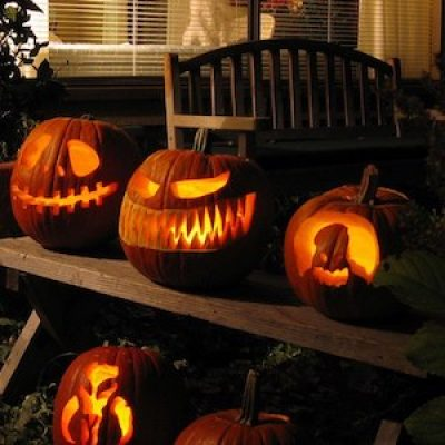 Carve a Jack O'Lantern with Michael ONLINE