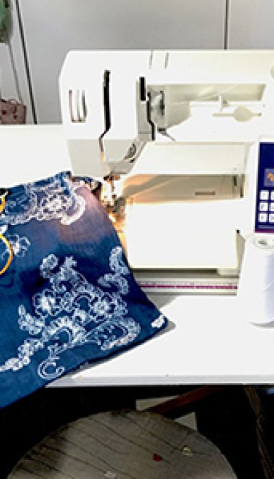 Introduction to Machine Sewing with Tamara ONLINE