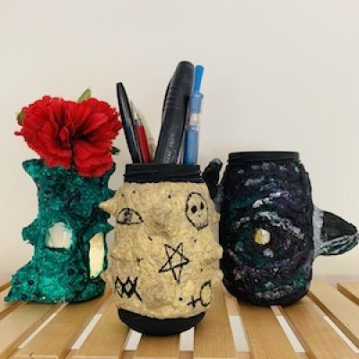 DIY Paper Clay Creations with Maria ONLINE