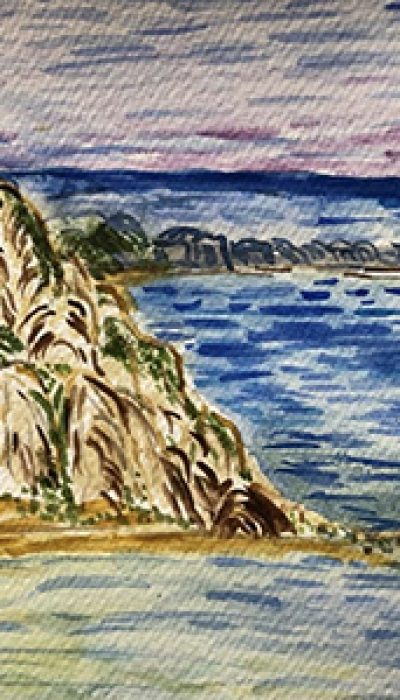 Painting Landscapes: Van Gogh's Style with Nicole ONLINE