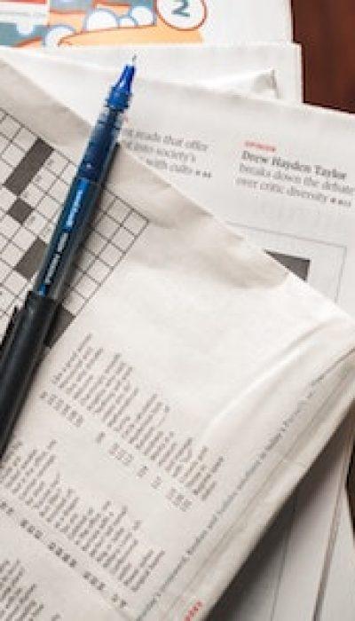 Cryptic Crosswords with Tara ONLINE
