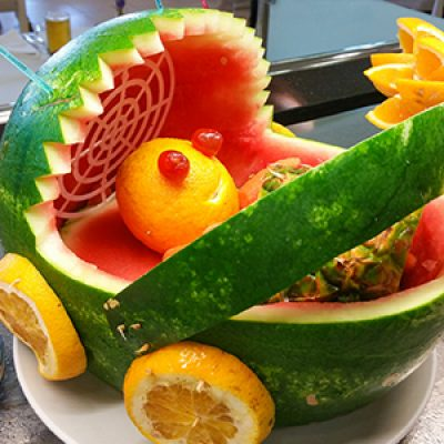 Summer Watermelon Carving with Gordon ONLINE