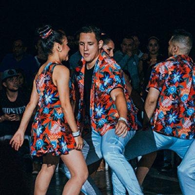 Cuban Salsa Dancing with Harold and Meagan ONLINE